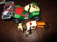 Vente Playmobil-Véhicule tout terrain& personnage&accessoires-thème safari-2004