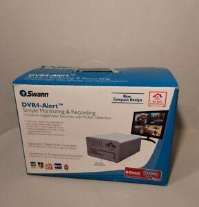 Swann DVR4-Alert 4-Channel Digital Video Recorder SW242 - NEW