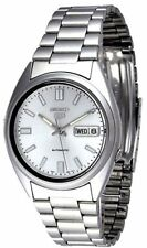 Seiko 5 Automatic SNXS73 SNXS73K1 Men Day Date Stainless Steel Watch