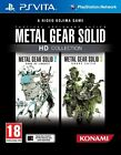 PS Vita Metal Gear Solid Metalgear HD Collection Spiel für Playstation PSV NEU