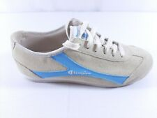 Vintage Champion Women Suede Sneakers Size 7 - New