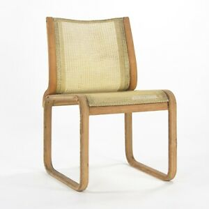 Prototype Richard Schultz Wooden Outdoor Collection Dining Chair c. 1985 Knoll