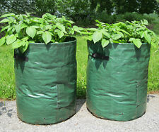 6 x Potato Grow Bags veg bag planter