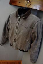 Vintage Carhartt J02362 Insulated Western Vtg Retro Duck Canvas Jacket Coat o89