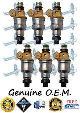 Reman OEM Hyundai Mitsubishi 6x Fuel Injectors 35310-24010 9250930003 3.5L
