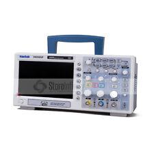 "NEW Hantek DSO5202P Digital Oscilloscope 200MHz 1Gs 2CH LCD 7"" TFT"