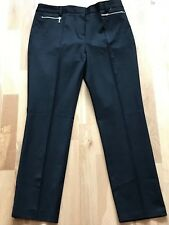 Marks & Spencer Smart Black Trousers – Size 12