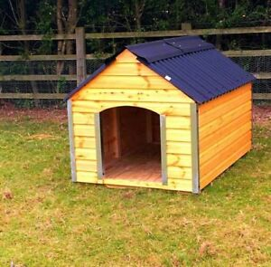4ft x 6ft Pig Pigmy Goat Sheep Geese Livestock Ark Animal Stable Shelter Shed
