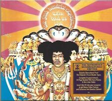 Jimi Hendrix Experience/Axis Bold As Love-Family Edition * NEW CD 2010 * NUOVO