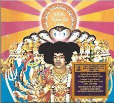 JIMI HENDRIX EXPERIENCE / AXIS BOLD AS LOVE - FAMILY EDITION * NEW CD 2010 * NEU