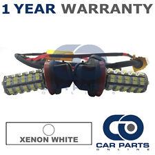 2x Canbus Xenon bianche 6000k h9 60 SMD LED Lampadine fascio principale per VOLVO v70 xc60