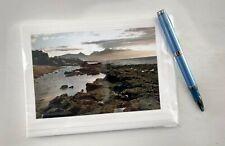 Beautiful Maui Beach at Sunrise 🌅 Blank Note Card w/ Envelope, Artist is Seller