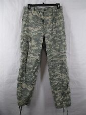 ACU Pants/Trousers Medium Long USGI Digital Camo Cotton/Nylon Ripstop Army