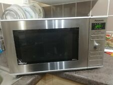 Panasonic Stainless Inverter Microwave/ Grill Oven NN-GD37HS
