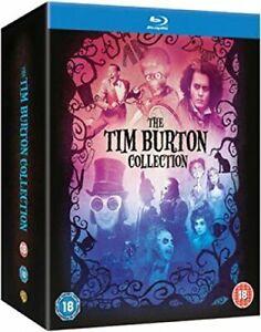 tim burton collection - batman / batman returns / corpse bride / [DVD]