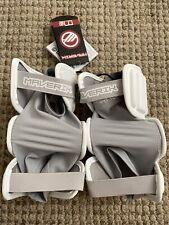 Maverik (Maverick) M4 Men's Boy's Lacrosse Elbow Arm Pads Guards Medium (M) NEW!