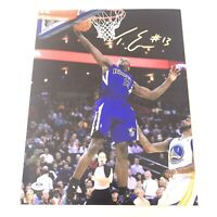 Tyreke Evans Signed 11x14 Photo PSA/DNA Sacramento Kings Autographed