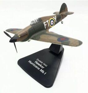 Atlas Editions 1:72 Hawker Hurricane Mk.I Model Plane 4909323