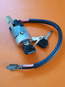 CLASSIC ALFA ROMEO ALFETTA NOS IGNITION SWITCH, 2 KEYS SIPEA 116.00.23.171.05