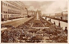 BR79067 eastbourne the carpet gardens and rock gardens real photo    uk