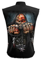Spiral Direct 5FDP - GAME OVER Licensed Worker Vest Five Finger Death Punch/Top