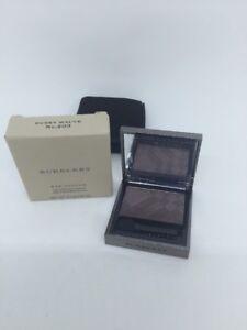 Burberry Womens Eye Color Wet & Dry Silk Shadow Dusky Mauve 203 NIB