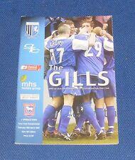 Gillingham -v- Ipswich Town  2004-2005