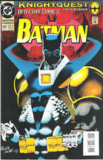 DETECTIVE COMICS #667 COMIC KNIGHTQUEST NEW BATSUIT BATMAN