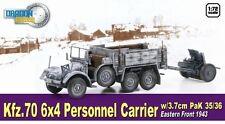 Dragon Armor Kfz.70 6x4 Personnel Carrier w/3.7cm PaK 35/36, Eastern Front~60638
