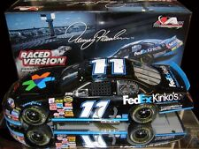 DENNY HAMLIN 2006 POCONO 2ND WIN KINKOS RACED VERSION 1/24 MOTORSPORTS AUTHENTIC