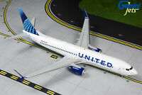 United Airlines Boeing 737-800 N37267 Gemini Jets G2UAL763 Scale 1:200 IN STOCK