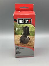 Weber Caster Wheel Weber-Gas Charcoal Grills Replacement Part 6414 Accessory