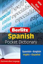 Berlitz: Spanish Pocket Dictionary (Berlitz Pocket Dictionary), Berlitz, Excelle