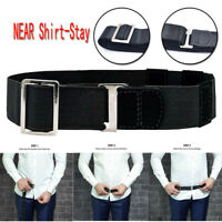 Men's Near Shirt-Stay Best Shirt Stays Tuck It Belt Shirt Tucked Mens Shirt Stay