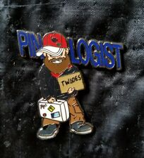 Pinologist Pin Phish pinner hatpin lapel pins fish jamband jam gamehendge PH