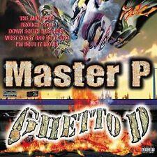 Master P - Ghetto D - New Vinyl LP - brand new sealed cheapest on here