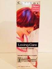 Loving Care 80 Auburn Color Creme Hair Color Clairol