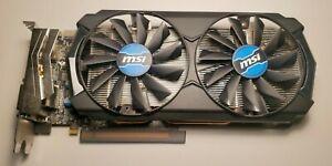MSI Nvidia GeForce GTX 970 4GB GDDR5 PCIe x16 Graphics Card - GTX 970 4GD5T NR