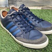 UK12 Adidas Neo Cacity Casual Comfort Trainers - Skate Style Shoes - EU47