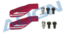 Align Trex 600FL Pro Metal Main Rotor Holder Arm-Red H60232QR