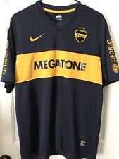 Boca Juniors Jersey 2008 Argentina Maradona Messi Riquelme CABJ Brasil Mexico
