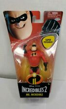 Disney Pixar Incredibles 2 Movie Poseable Mr. Incredible Action Figure New 4""