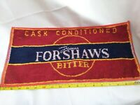 Vintage Foreshaws Bitter Bar Towel good Condition no tears or rips. Man cave