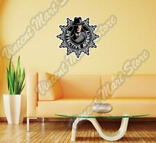 "Detective Agency Spy Agent KGB CIA Gift Wall Sticker Room Interior Decor 22""X22"""