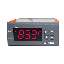 ITC-1000 12V Heating Cooling Digital Temperature Controller Thermostats + Sensor