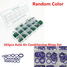 265Pcs 18 Sizes HNBR Car Auto A/C System Air Conditioning O Ring Seals Set Tools