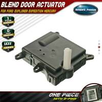How To Replace Temperature Blend Door Actuator 95 02 Ford Explorer 1a Auto