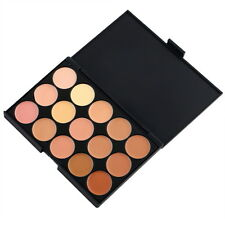 15 Color Professional Makeup Facial Concealer Camouflage Palette Eyeshadow C2
