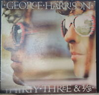GEORGE HARRISON - THIRY THREE &1/3 1976 DARK HORSE DH 3005 AUSTRALIAN VINYL