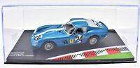 MODELLINO AUTO FERRARI RACING SCALA 1/43 250 GTO CAR MODEL MINIATURE IXO MODELL